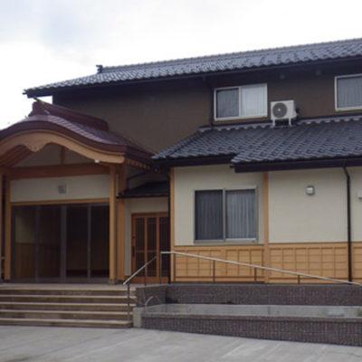 新築/寺院